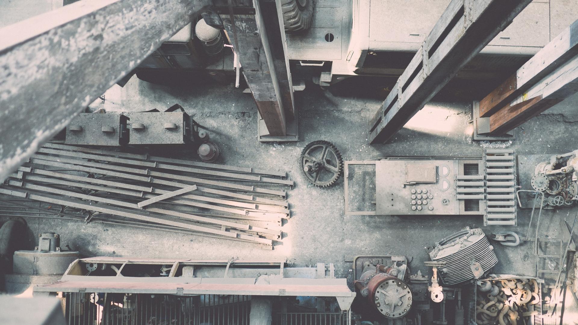 Контрафакт на строительном рынке